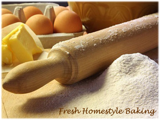 Fresh Homestyle Baking
